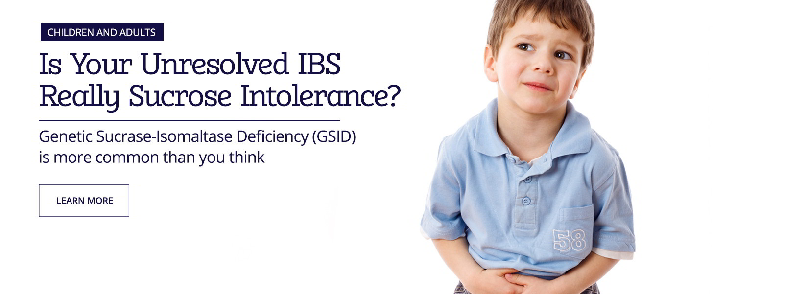 Is Your Unresolved IBS Really Sucrose Intolerance?