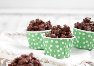 Chocolate Crackles Recipie