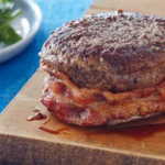 bacon wrapped filet blue cheese recipe