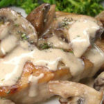 rosemary portobello chicken recipe