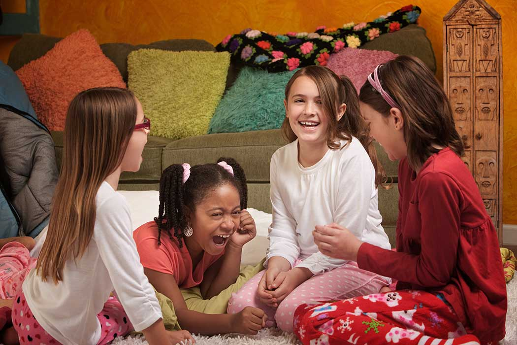 If Your Daughter has CSID, Here are Ways to Navigate Her First Sleepover