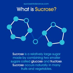 Infographic - What is Sucrose